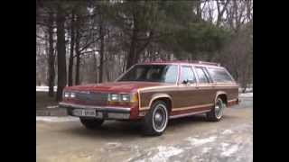 рассказ Ford Crown Victoria LTD Country Squire