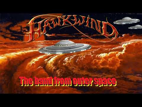 HAWKWIND  The Band From Outer Space