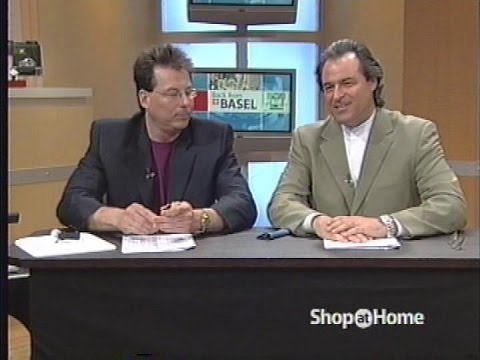 Shop At Home 2007_04_26 Larry Magen with Tim Temple with Gro
