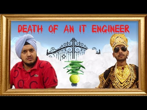 Death of an IT Engineer- Worker of all Times