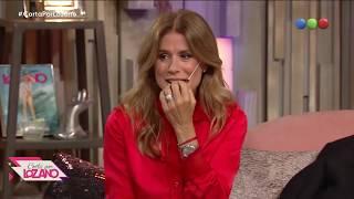 Flavia Palmiero con Laurita Fernández en el diván - Cortá por Lozano 2019