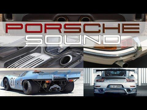 GT2RS, GT3, CarreraGT, PORSCHES SOUND INSANE!!!