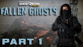 Ghost Recon Wildlands - Fallen Ghosts  Walkthrough Gameplay Part 1 No Commentary