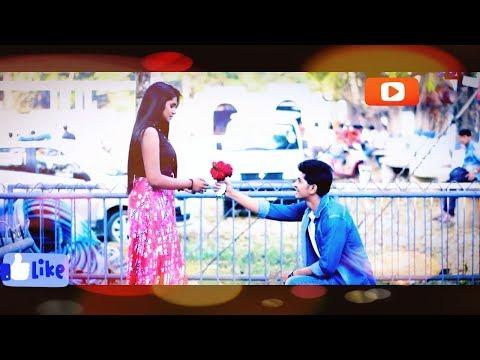 Mai Tujhme Khoya Rahu  || New Romantic Love Story || Cute Propose  || Love Couples ||  As Creations