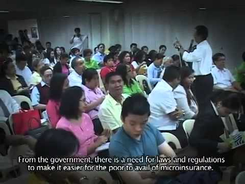 Microinsurance Financial Literacy in the Philippines english sub