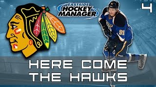 Here Come The Hawks | Episode 4 | Eastside Hockey Manager