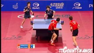 Polish Open: Kenta Matsudaira Niwa Koki-Wang Hao Zhou Yu