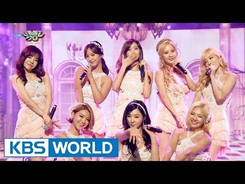 Girls' Generation (소녀시대) - Lion Heart [Music Bank K-Chart #1 / 2015.09.11]