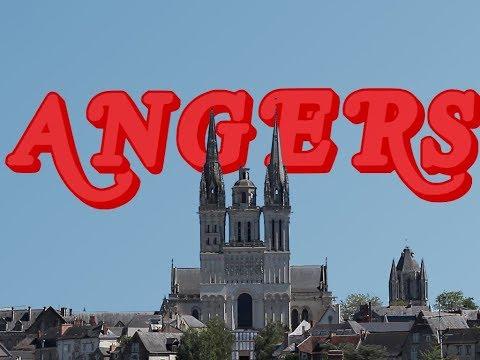 ANGERS FRANCE VLOG 2019