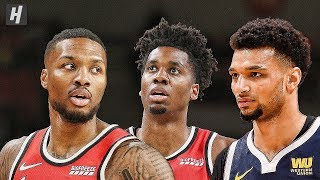Denver Nuggets vs Portland Trail Blazers - Full  Highlights | October 8, 2019 | 2019 NBA Preseason