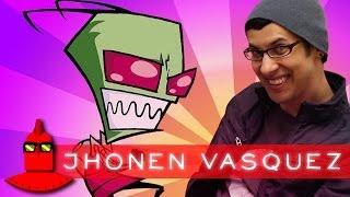 Invader Zim Creator Jhonen Vasquez Interview on Channel Frederator