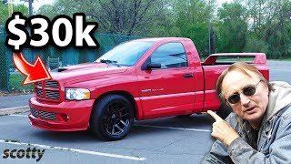 The Secret that Makes this 2004 Dodge Ram Truck Still Worth $30,000