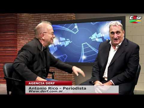 Antonio Rico - Los 180 días de Fernández -