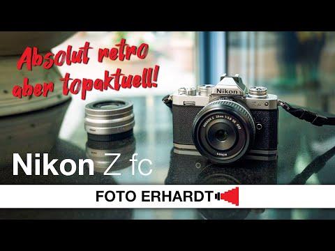 Vorgestellt: Die Nikon Z fc