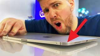 Taking My BENT $1429 iPad Pro to the Apple Store