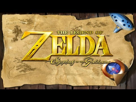 The Legend Of Zelda Symphony of the Goddesses Sydney 2017 ACT 2