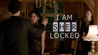 I AM SHERLOCKED | A Scandal in Belgravia | Sherlock | BBC