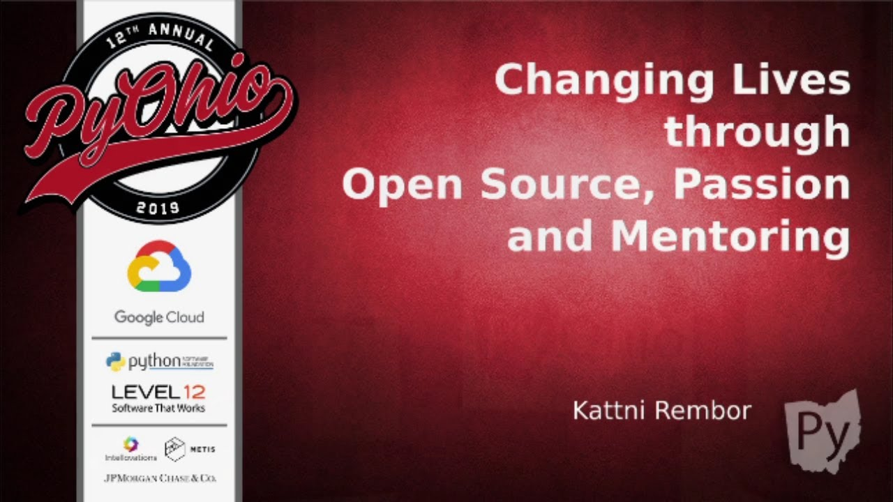 Image from Changing Lives through Open Source, Passion and Mentoring