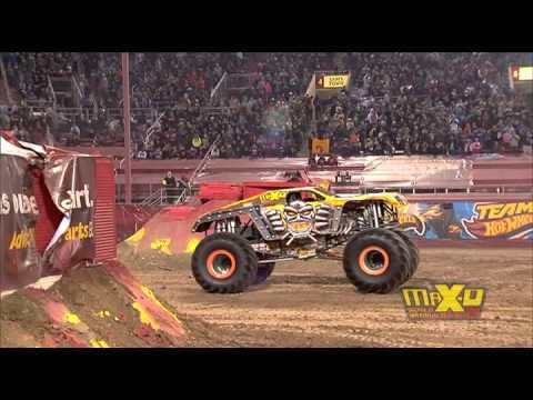 A Brief History of Monster Trucks Doing Multiple Backflips