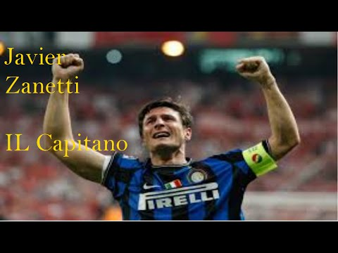Javier Zanetti ● Il Capitano ● Best Defensive Skills