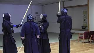 Kendo Study: Tenouchi Practice for Small Men Strike