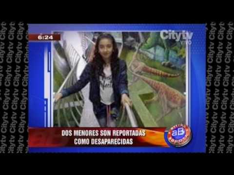 Intensa búsqueda de dos menores de edad desaparecidas en Bogotá | CityTv |.mov