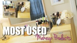 Most Used Makeup Products ♥ 자주 사용하는 메이크업들 Thumbnail