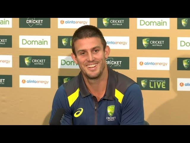 I am doing my best to make the No.6 position mine - Mitchell Marsh