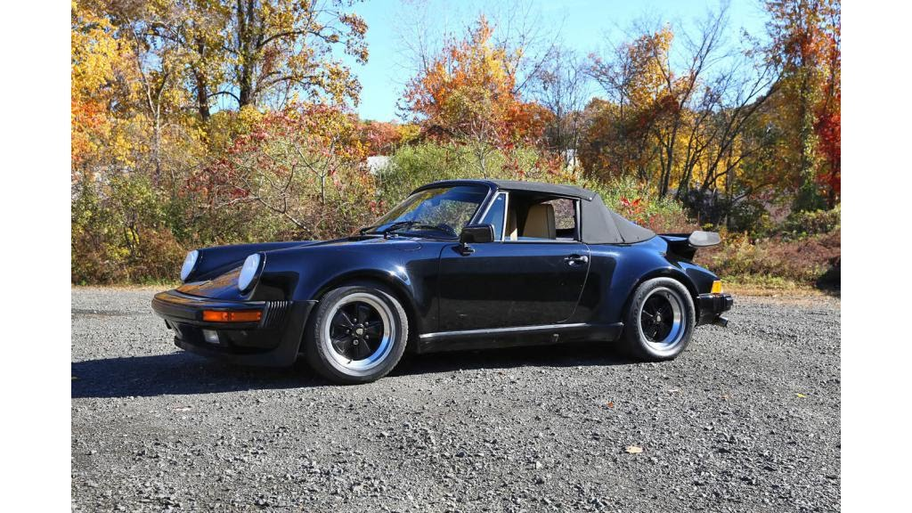 1987 Porsche 911 Factory Turbo Look M491 Youtube