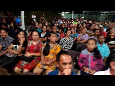 Fajar Band - 1.Anak Filipino song, 2.ewa pia, 20hb.08. 2017 St. Dominic Catholic Church Lahad Datu.