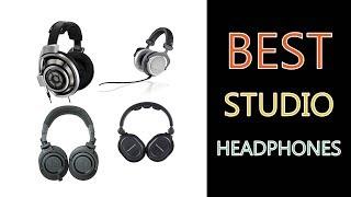 Video Best Studio Headphones 2018 download MP3, 3GP, MP4, WEBM, AVI, FLV Juli 2018
