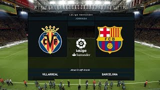 This video is the gameplay of villarreal vs barcelona - la liga 2 april 2019 suggested videos 1- uefa champions league final manchester city manche...