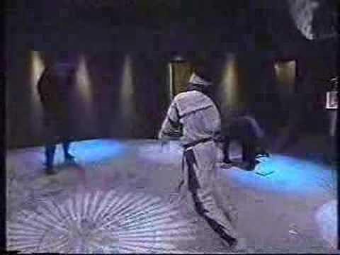 WMAC Masters - Ninja Challenge (Part 2)