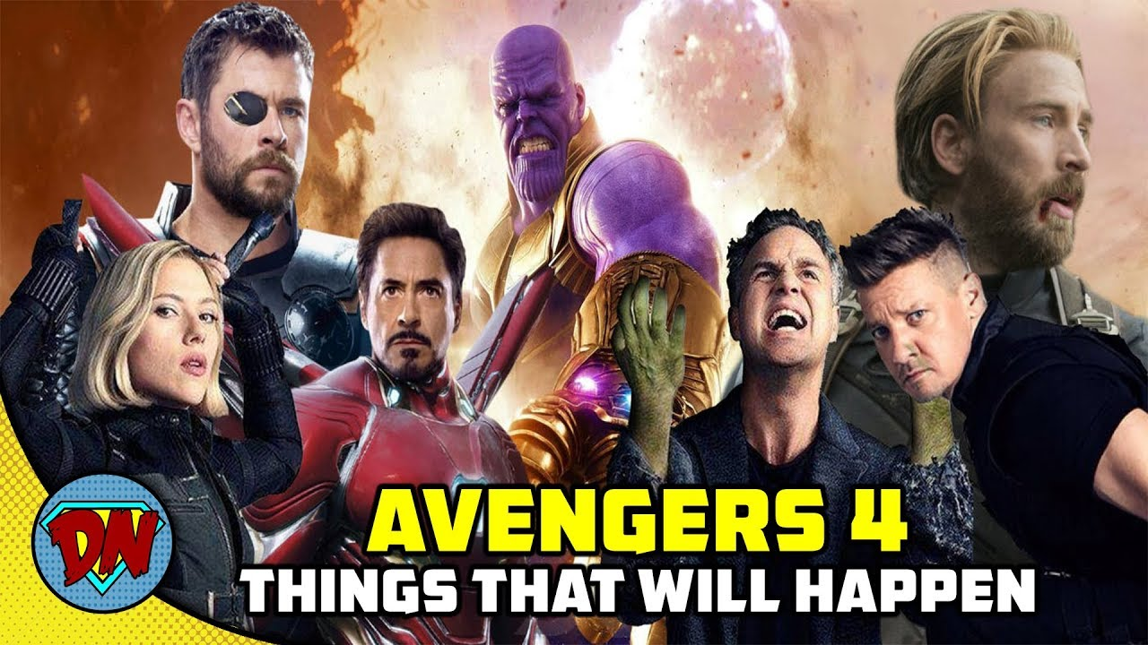Download 12 Things That Will Happen In Avengers 4 | Explained in Hindi