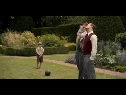 The Crown How Dare Little Charles Kicked the Football Right at his Father's Trousers