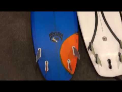 Surfboard Tail Shapes Explained