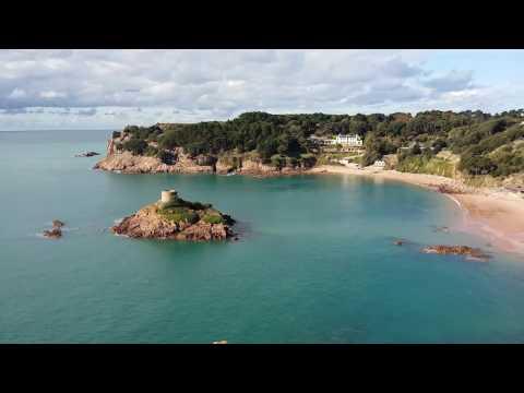 Portelet, Jersey channel islands.