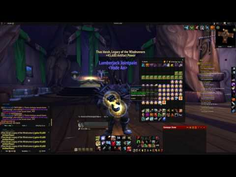 Jointpain   World of Warcraft   BEST ARTIFACT POWER FARM PERIOD ! ! ! ! 2,000,000 easy