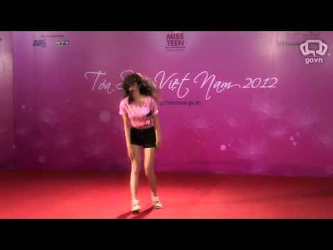 Miss Teen 2012: Nguyễn Thị Mai Hoa (SBD: 113)