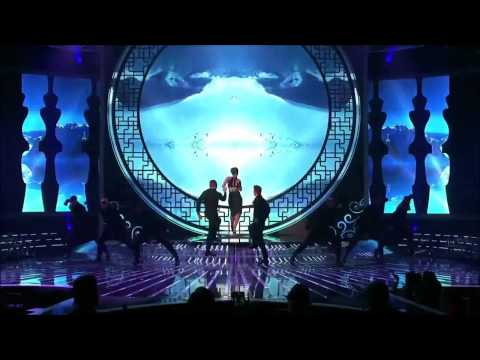 Alicia Keys - Girl on Fire The X Factor USA