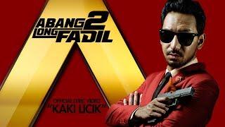 Zizan Razak - KAKI LICIK [Official Lyric Video HD] (OST ABANG LONG FADIL 2)