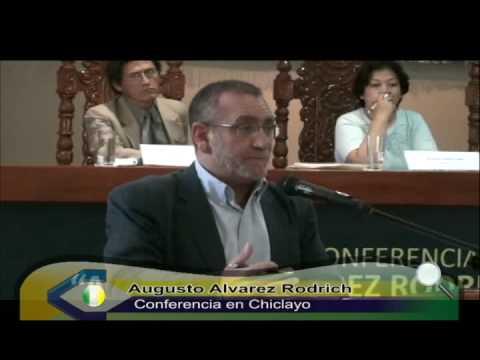 Augusto Alvarez Rodrich en Chiclayo - Reque 30sep09