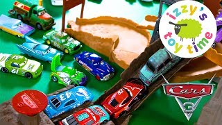 Cars 3 Midnight Jump Lightning McQueen Toy Cars for Kids from Disney Pixar Video for Children