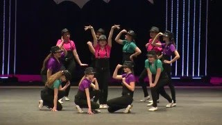 Taps in Motion Remix - Artistic Expression - 2016 CCA Showdown