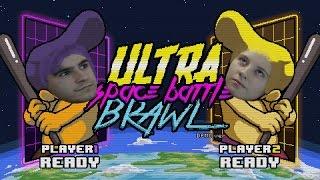 Ultra space battle brawl ♦Космический Бейсбол♦ [ИНДИ ИГРЫ НА ДВОИХ]