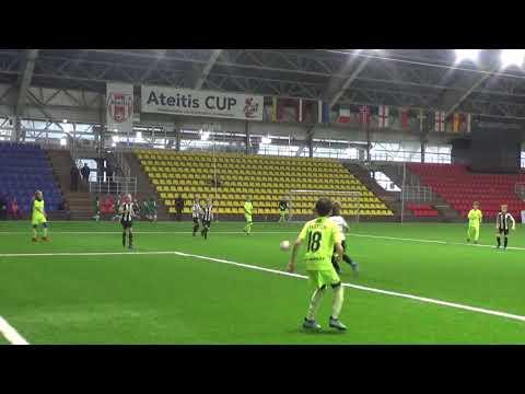 FC Tallinn 2009 DM vs TFA-Riteriai Vilnius, Ateitis Cup 2019
