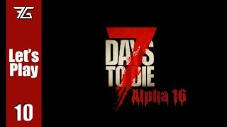 7 Days to Die : Alpha 16 Ep 10 Pack Hunters