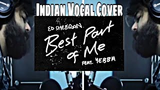 Ed Sheeran - Best Part Of Me ( Feat. YEBBA ) Live At Abbey Road Cover