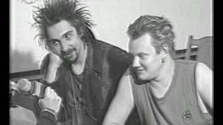 Король и Шут- интервью для программы ''Теле крыша'' -2002