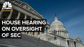 SEC Chairman Jay Clayton testifies at House hearing on SEC oversight – 09/24/2019